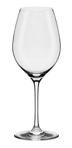 Conjunto C/06 Taças De Cristal Bordeaux 660Ml - Forever Classic - Oxford Alumina Crystal