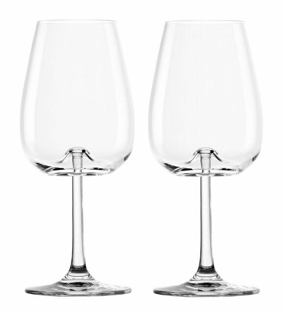 Conjunto Com 06 Taças de Cristal Para Vinho 485 Ml Linha Vulcano Stölzle Lausitz