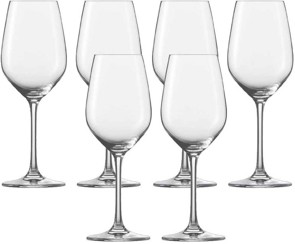 Conjunto Com 6 Taças Para Vinho Branco 279 Ml  - Schott-Zwiesel Vina