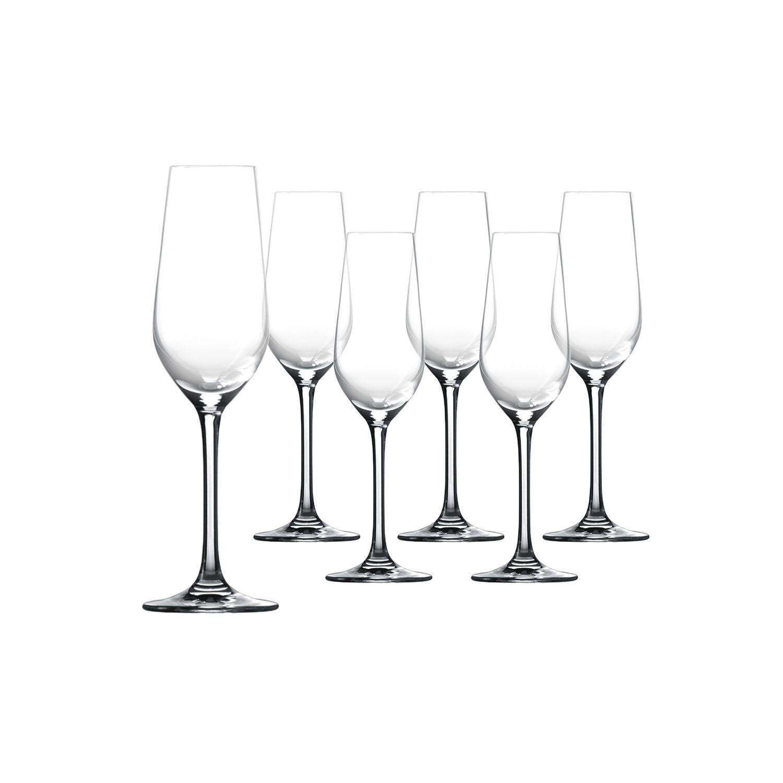 Conjunto Com 6 Taças Para Vinho Do Porto / Licor 118 Ml  - Schott-Zwiesel Bar Especial