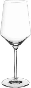 Conjunto De 06 Taças De Cristal Para Vinho Tinto 550 Ml Pure Schott Zwiesel