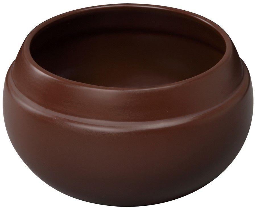 Conjunto De Cerâmica Ceraflame Feijoada 4 Peças Chocolate