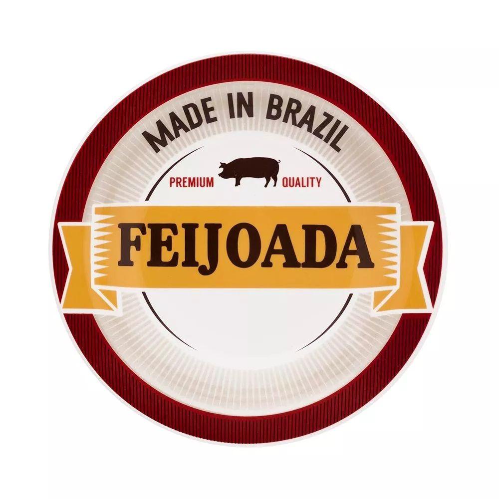 Conjunto Feijoada Premium 6 Peças - Oxford Daily