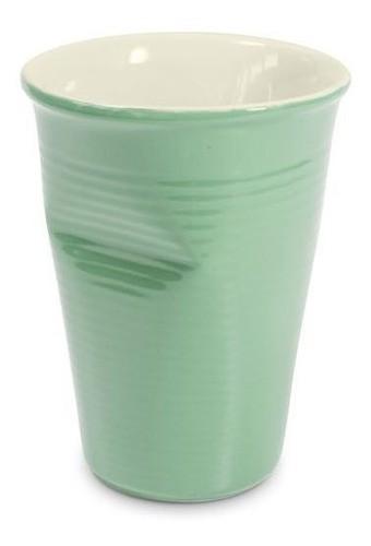 Copo De Cerâmica Plastic 240Ml  Pistache Ceraflame