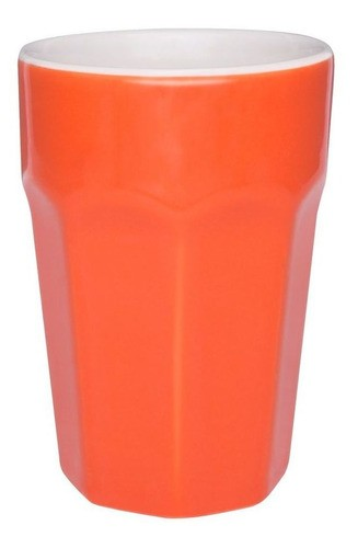 Copo Grande 300Ml - Laranja - Oxford Daily