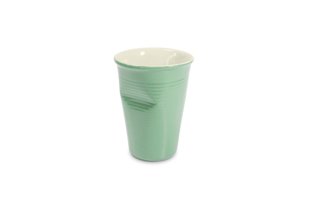 Copo De Cerâmica Plastic 240Ml  Pistache Mondoceram