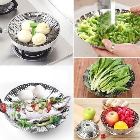 Cozedor De Legumes Ao Vapor - Prana