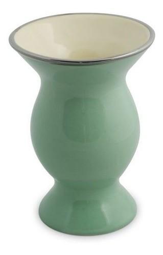 Cuia De Cerâmica Ceraflame Lisa - Pistache