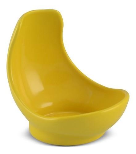 Descanso Para Colher Ceraflame Amarelo