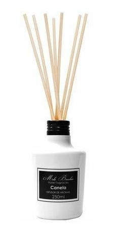 Difusor Black & White Canela  - 250Ml - Mels Brushes