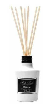 Difusor Black & White Canela  - 250Ml - Mels Brushes