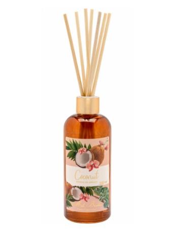 Difusor De Aromas 250Ml Equilíbrio - Coconut - Mels Brushes