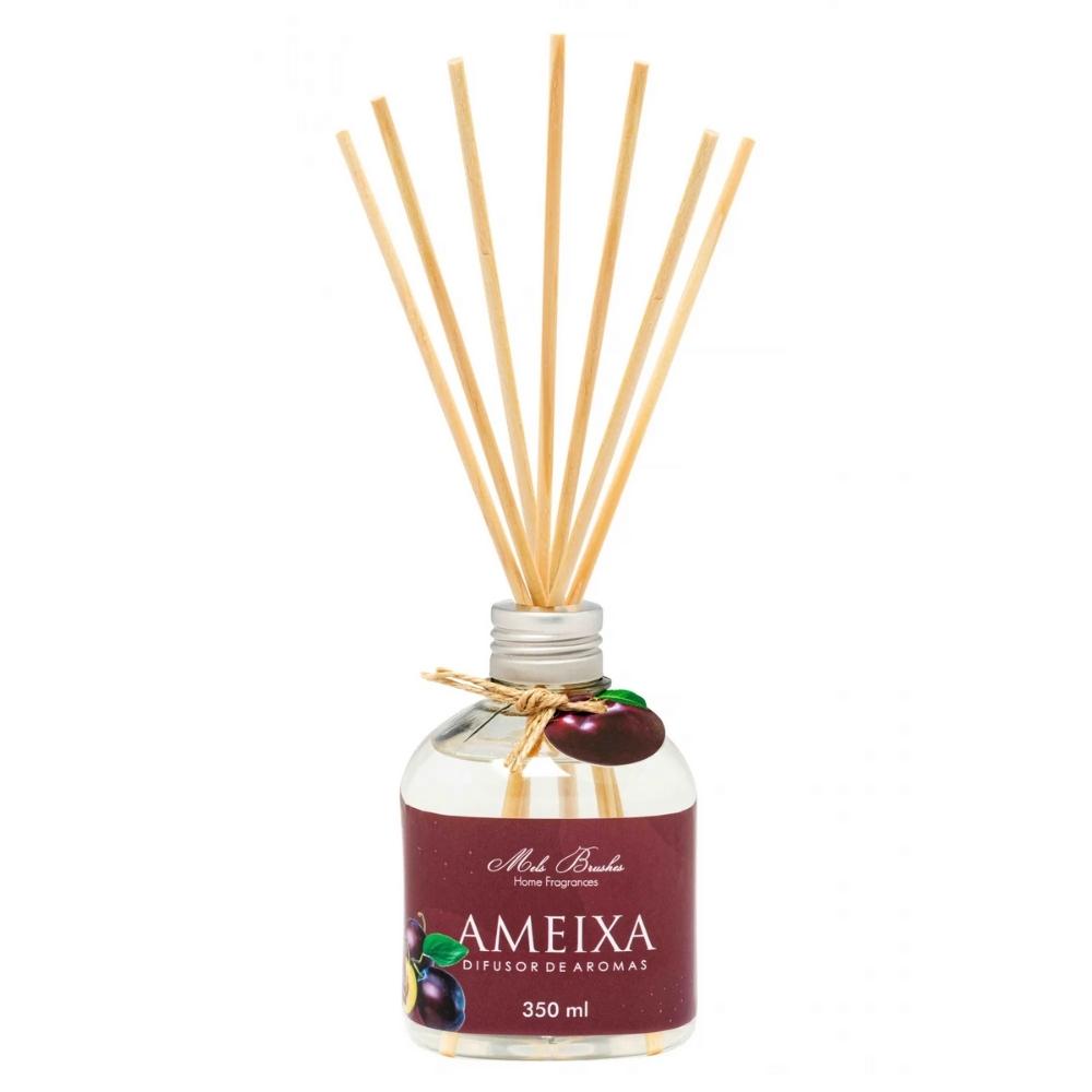 Difusor De Aromas 350 Ml - Ameixa - Mels Brushes