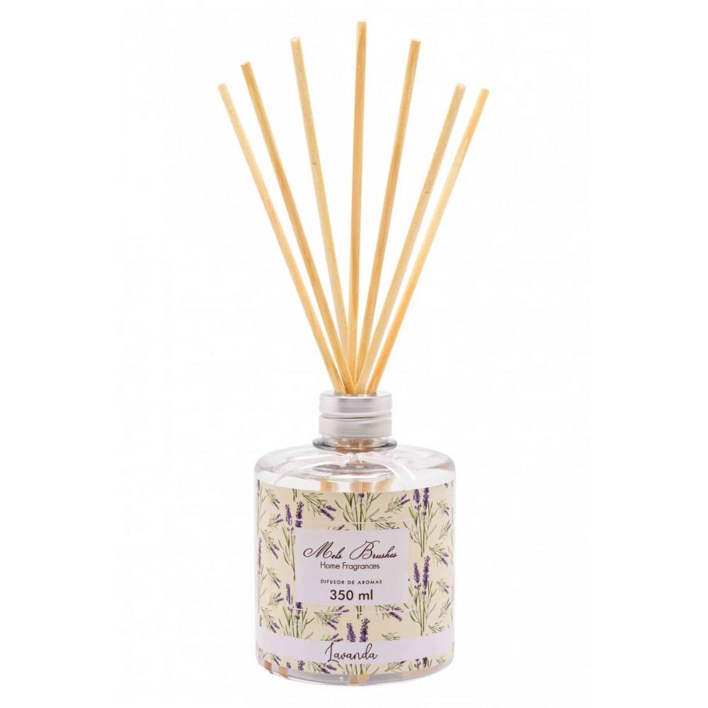 Difusor De Aromas 350 Ml - Lavanda - Mels Brushes