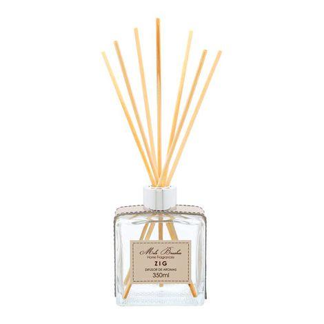 Difusor De Aromas 350 Ml Luxo - Zig - Mels Brushes