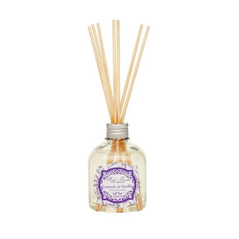 Difusor De Aromas 350Ml - Lavanda E Vanilla - Mels Brushes