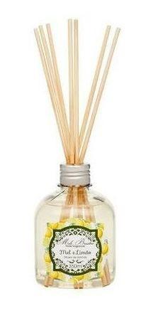 Difusor De Aromas 350Ml - Mel E Limão - Mels Brushes