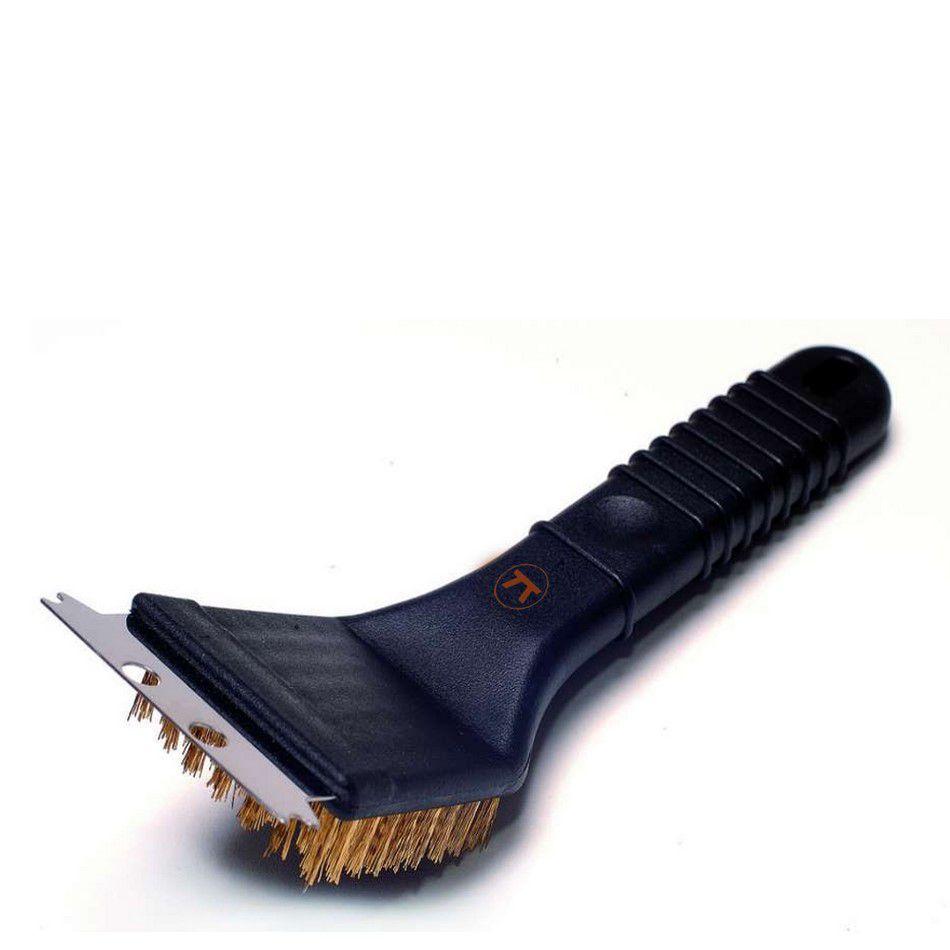 Escova Para Grelha Em Cobre Com Ponteira De Aço Inox - Outset