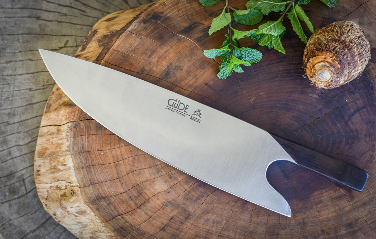 Faca De Chef 26Cm Güde ''The Knife''