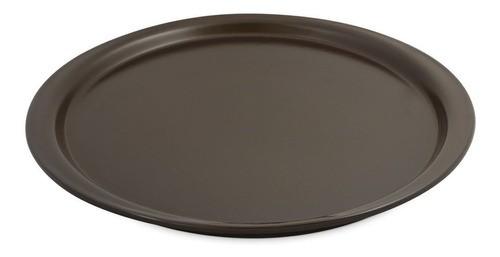 Forma De Cerâmica Ceraflame Para Pizza 32,5Cm Chocolate
