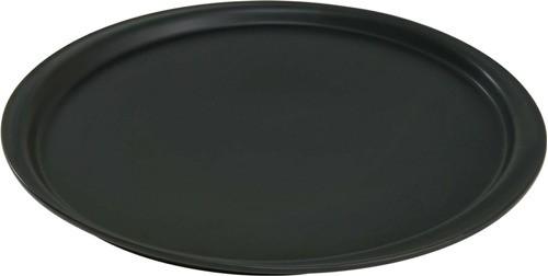 Forma De Cerâmica Ceraflame Para Pizza 32,5Cm Preto