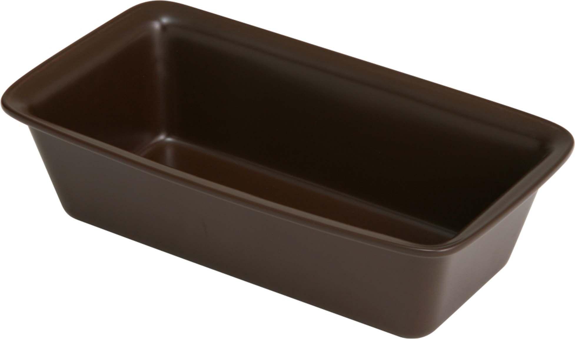 Forma De Cerâmica Ceraflame Para Pão 25X13Cm 2000Ml Chocolate