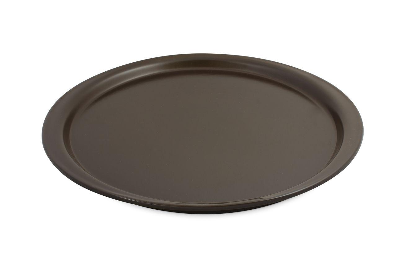 Forma De Cerâmica Ceraflame Para Pizza 35Cm Chocolate
