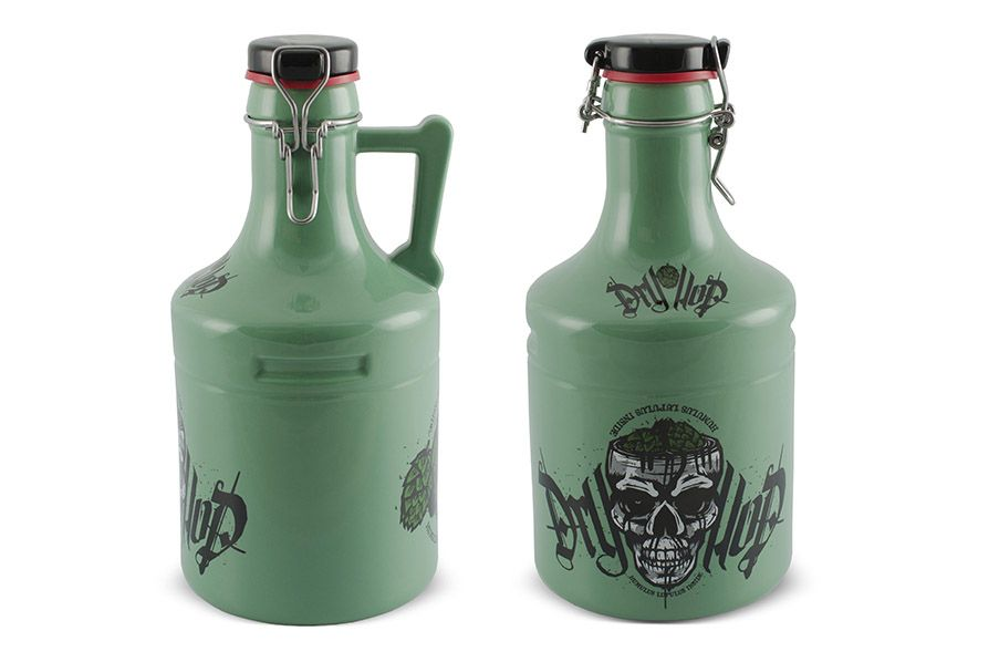 Growler Steel 2 Litros Pistache