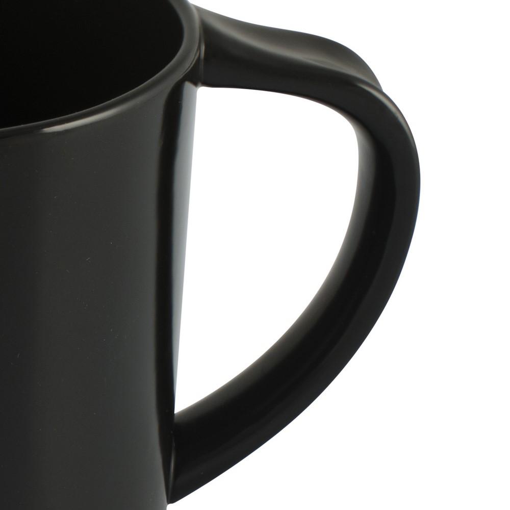 Leiteira Fervedor De Cerâmica Ceraflame 1000Ml Preto