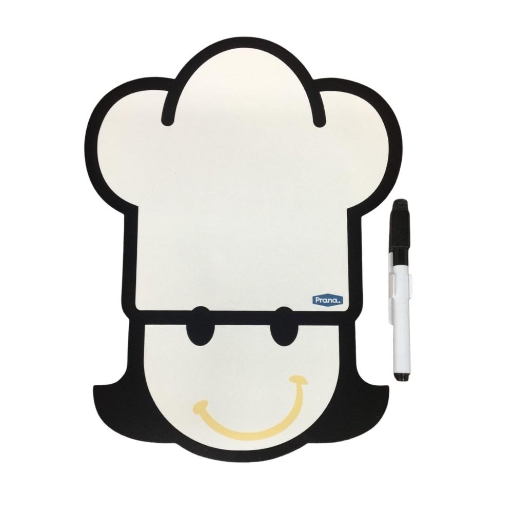 Lousa Magnética Para Geladeira Chef - Prana