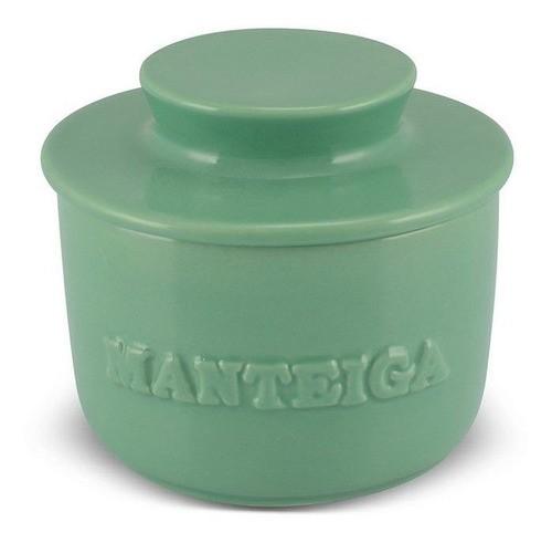 Manteigueira De Cerâmica 250GR Ceraflame Gourmet - Pistache