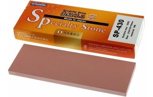 Pedra para Afiar Japonesa Super Stone S1 Specialty 3000 - Naniwa