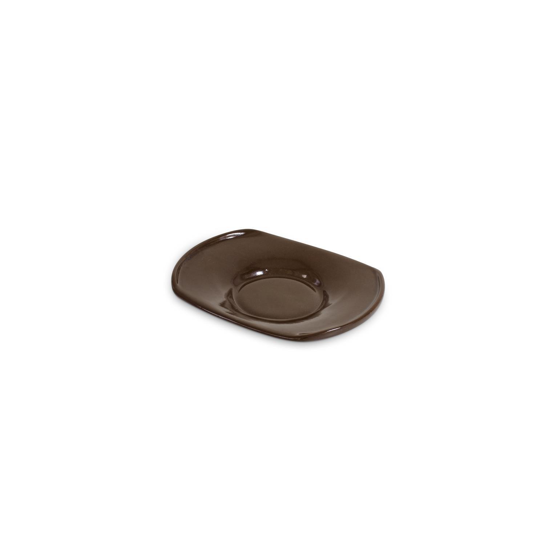 Pires De Cerâmica Linha Martelada Chocolate