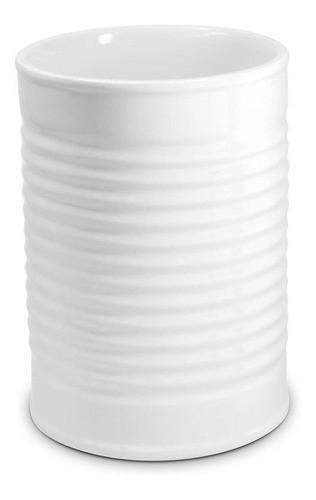 Porta Utensílios Lata 1300Ml - Branco Ceraflame