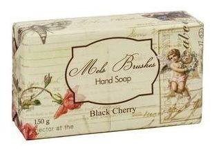 Sabonete Em Barra Black Cherry- 150G - Mels Brushes