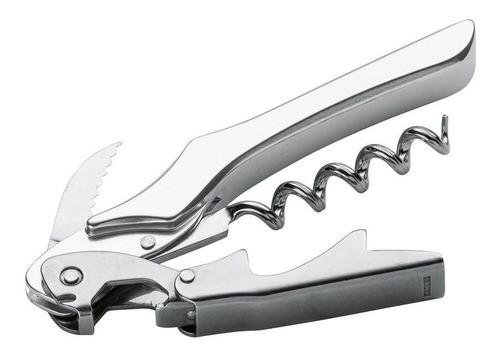 Saca-Rolhas Farfalli Tipo Canivete De Alumínio Gulliver