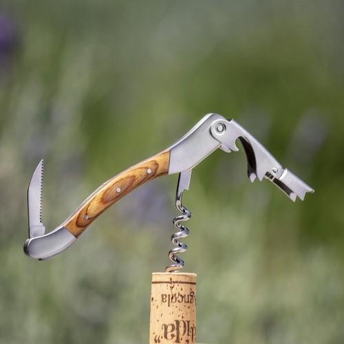 Saca-Rolhas Mini Ghemme Legnoart Roero Sommelier