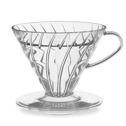 Suporte Para Filtro De Café V60-02 Transparente Hario