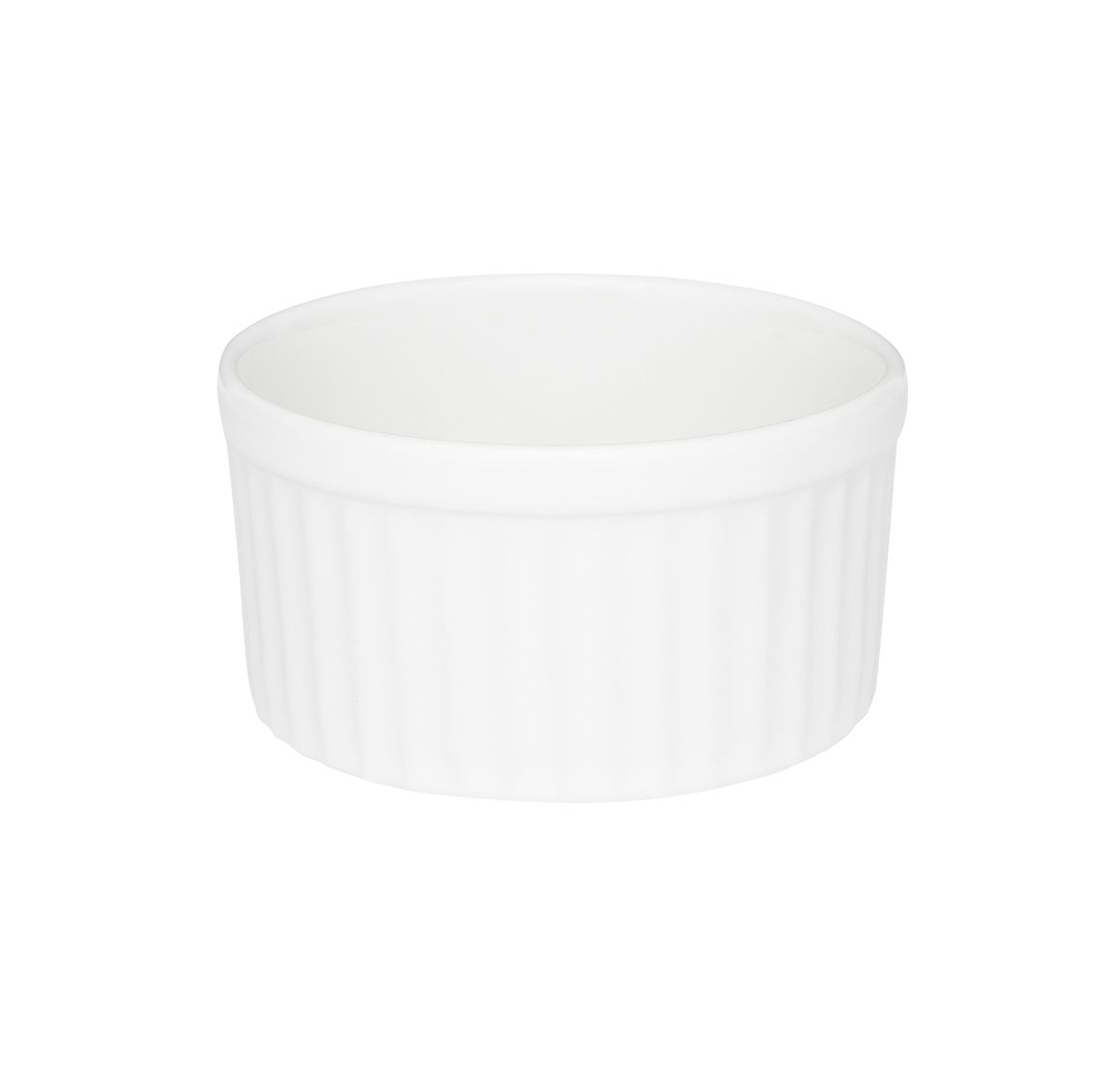 Tigela Ramequin 10X5Cm 180Ml - Branco - Oxford Porcelanas