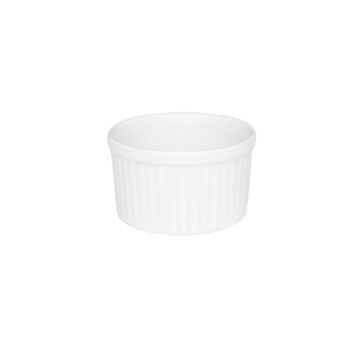 Tigela Ramequin 6X3Cm 50Ml - Branco - Oxford Cookware