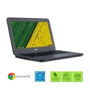 """Chromebook Acer N7 C731-C9DA, Intel Celeron, 4GB RAM, Memória 32GB, Tela 11.6"""",Chrome OS"""