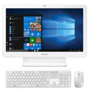 Computador Samsung All In One E3, Intel i3 7°Geração, Tela 21.5'', 4GB, 500GB Windows 10 Home
