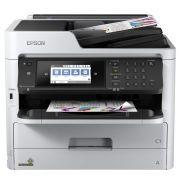 Impressora Multifuncional Epson Jato de Tinta WorkFace Pro - WF-C571DWF