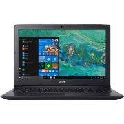 Notebook Acer Aspire 3 A315-53-333H Intel® Core™ i3-7020U Memoria RAM de 4GB HD de 1TB Tela de 15.6