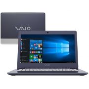 Notebook Vaio C14, Intel Core i3, 4GB, HD 1TB, Tela 14