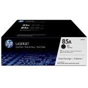 Toner HP 85A Preto CE285AE Embalagem Dupla
