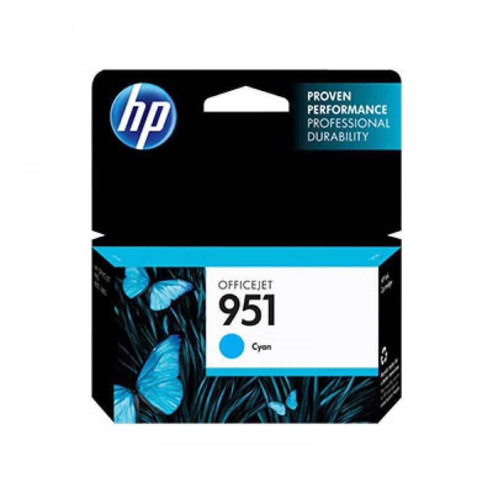 Cartucho HP 951 Ciano 8.5ml CN050AB