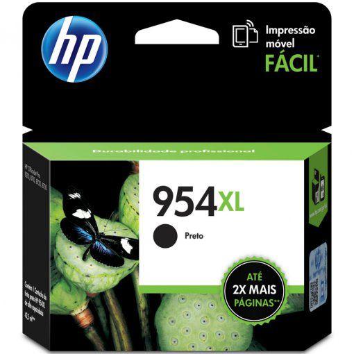 Cartucho HP 954XL  Preto L0S71AB