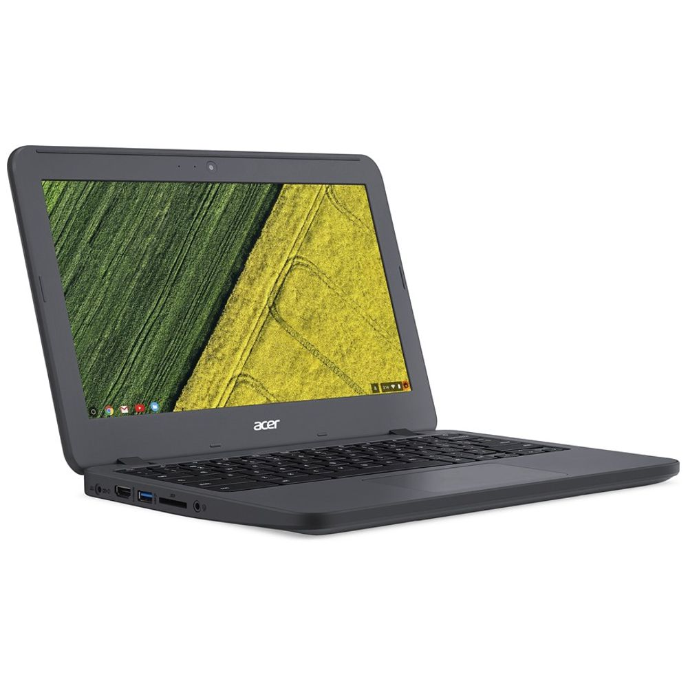 Chromebook Acer N7 C731-C9DA, Intel Celeron N3060, 4GB RAM 32, 11.6?, HD, Chrome OS - Cinza
