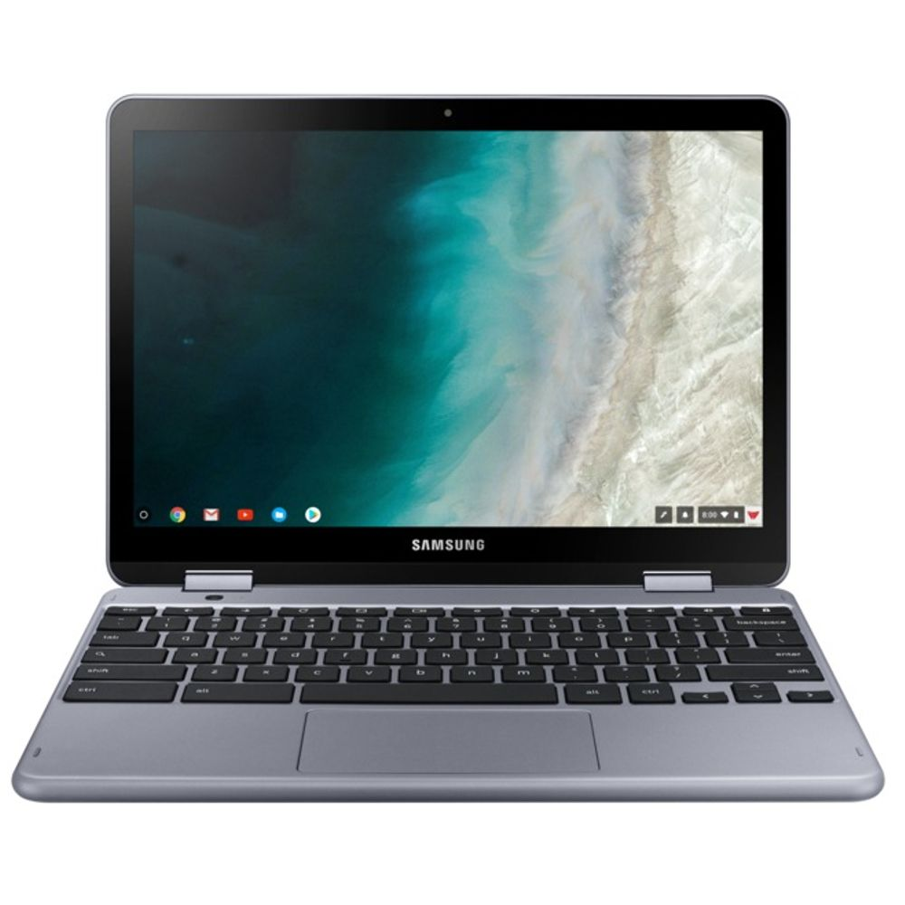 Chromebook Plus Samsung 2 em 1 Intel Celeron Tela 12.2'' LED FULL HD 4GB Chrome OS